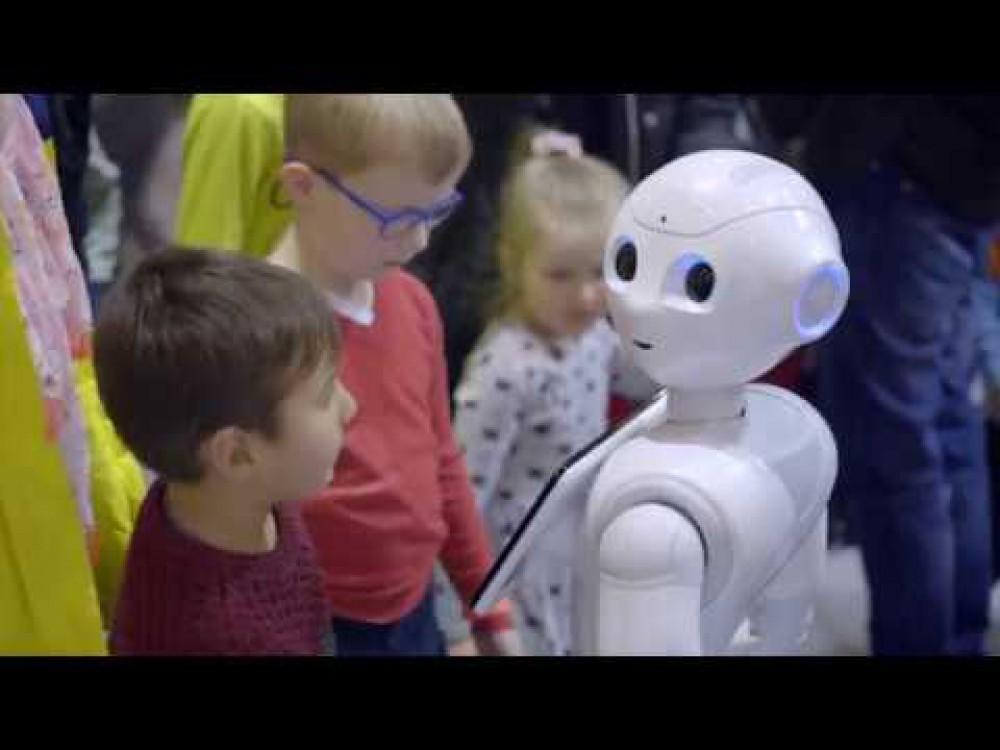 Embedded thumbnail for Robotex 2017 - võimas nädalavahetus robotitega